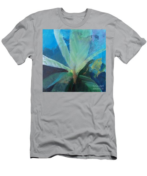 Men's T-Shirt (Slim Fit) featuring the painting Ginger Tea by Robin Maria Pedrero