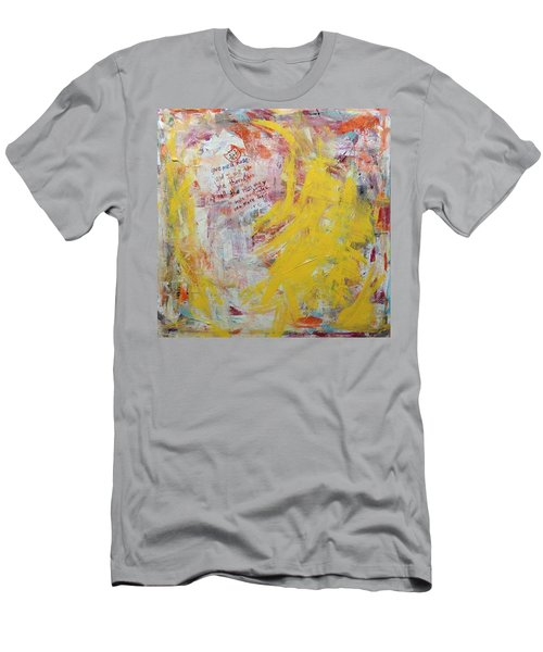Give Me A Rose Men's T-Shirt (Athletic Fit)