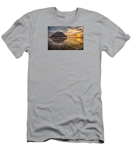 Glorious Men's T-Shirt (Slim Fit) by Alice Cahill