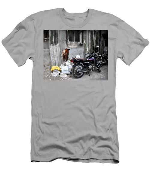 Goatercycle Men's T-Shirt (Athletic Fit)