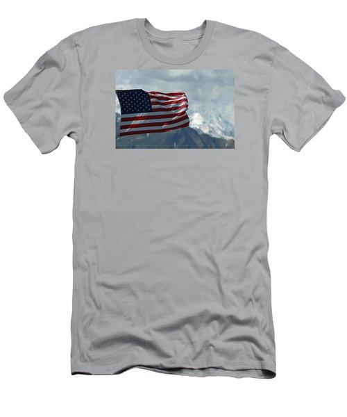 Alaska Men's T-Shirt (Athletic Fit)