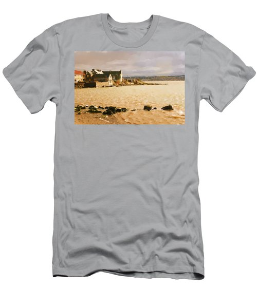 Golden Afternoon Men's T-Shirt (Athletic Fit)
