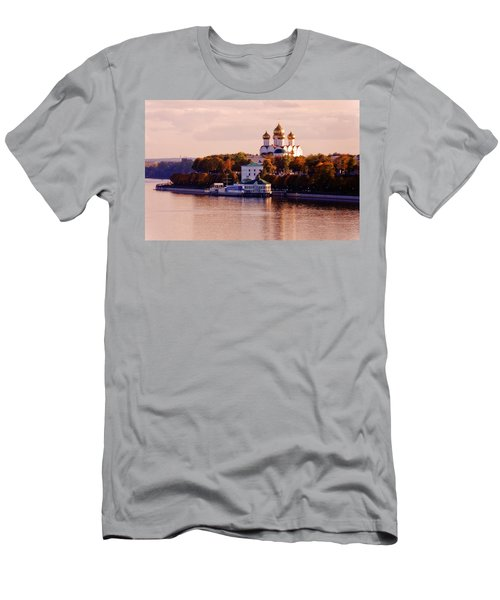 Golden Hour. Yaroslavl. Russia Men's T-Shirt (Athletic Fit)