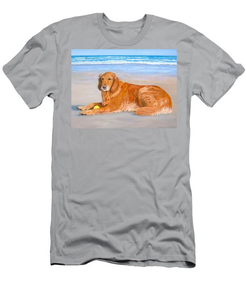 Golden Murphy Men's T-Shirt (Athletic Fit)
