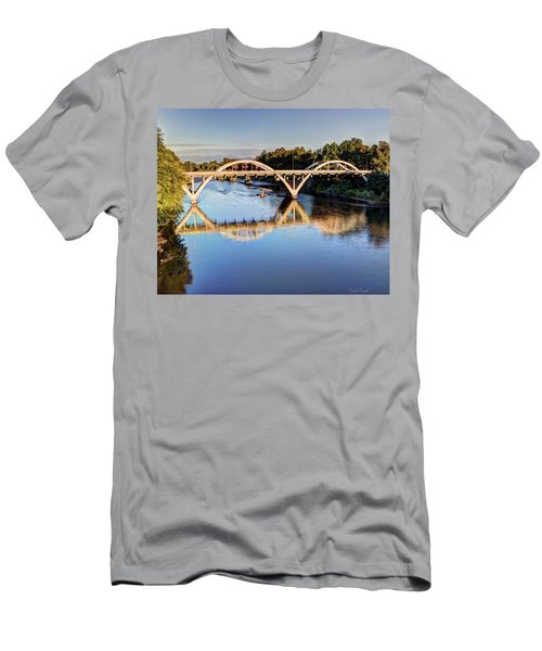 Good Morning Grants Pass II Men's T-Shirt (Athletic Fit)