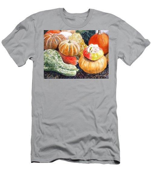 Gourds Men's T-Shirt (Athletic Fit)