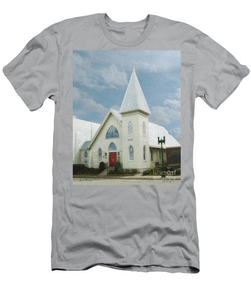 Grace Church Men's T-Shirt (Athletic Fit)