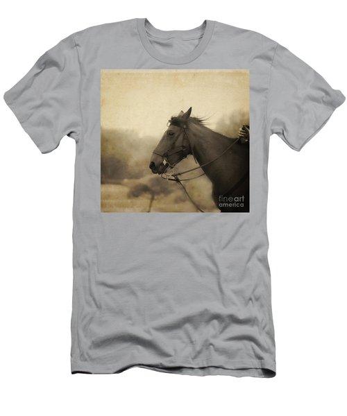 Graceful Beauty Men's T-Shirt (Athletic Fit)