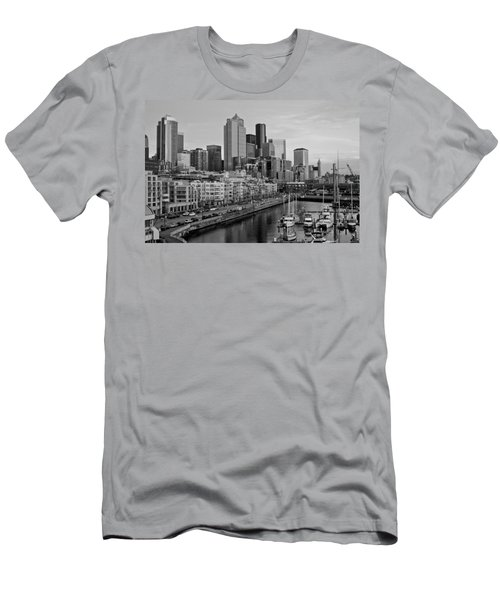Gracefully Urban Men's T-Shirt (Slim Fit) by Mike Reid