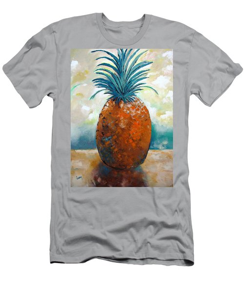 Men's T-Shirt (Slim Fit) featuring the painting Graciousness by Gary Smith