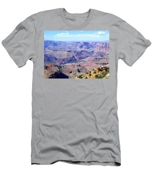 Men's T-Shirt (Athletic Fit) featuring the photograph Grand Canyon 64 by Will Borden