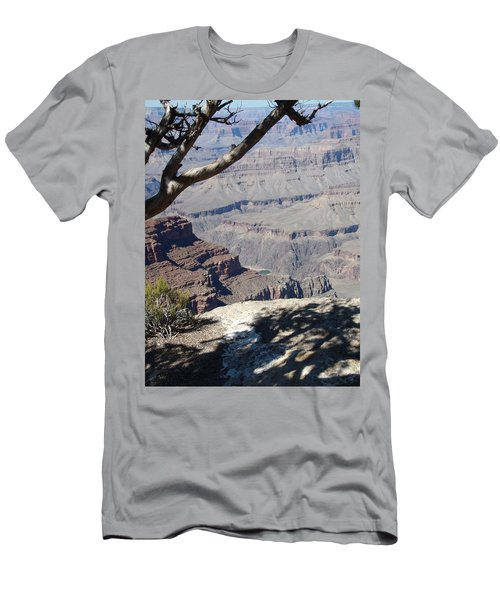 Men's T-Shirt (Slim Fit) featuring the photograph Grand Canyon by David S Reynolds
