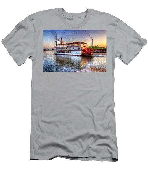 Grand Romance Riverboat Men's T-Shirt (Athletic Fit)