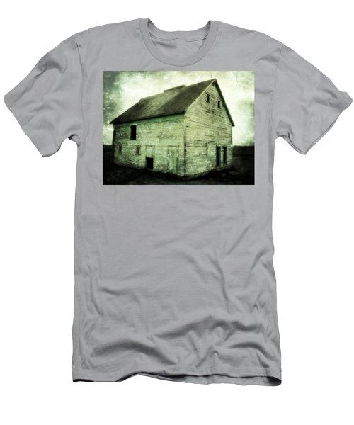 Green Barn Men's T-Shirt (Athletic Fit)
