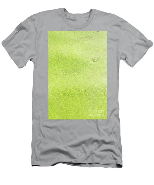 Green Men's T-Shirt (Athletic Fit)