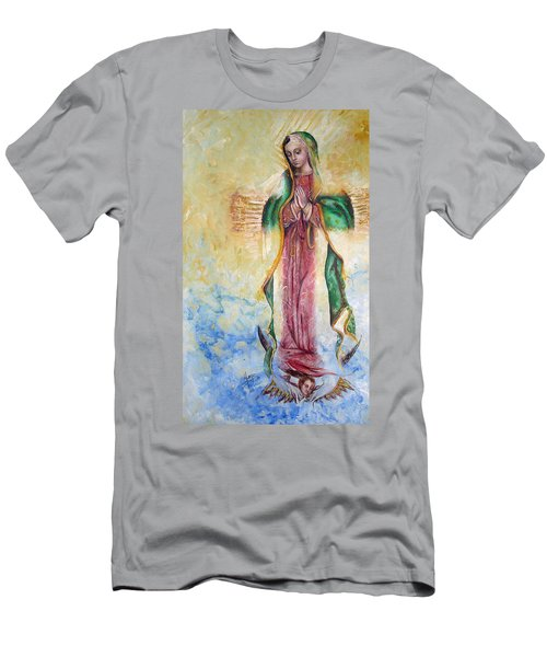 Guadalupana Men's T-Shirt (Athletic Fit)