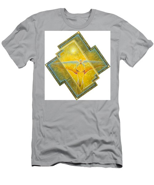 Guardian Of Light Men's T-Shirt (Athletic Fit)