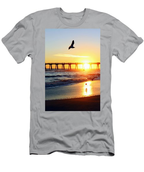 Guardians Of The Gulf Men's T-Shirt (Athletic Fit)