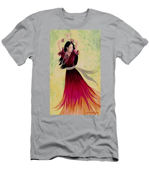 Gypsy Dancer Men's T-Shirt (Athletic Fit)