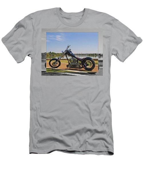 H-d_a Men's T-Shirt (Athletic Fit)