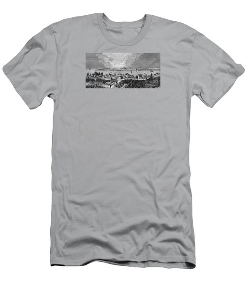 Halifax Ns - 1878 Men's T-Shirt (Athletic Fit)
