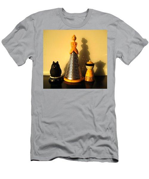 Happy Family Men's T-Shirt (Athletic Fit)