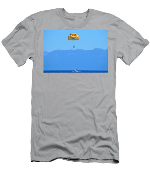 Happy Together Men's T-Shirt (Athletic Fit)