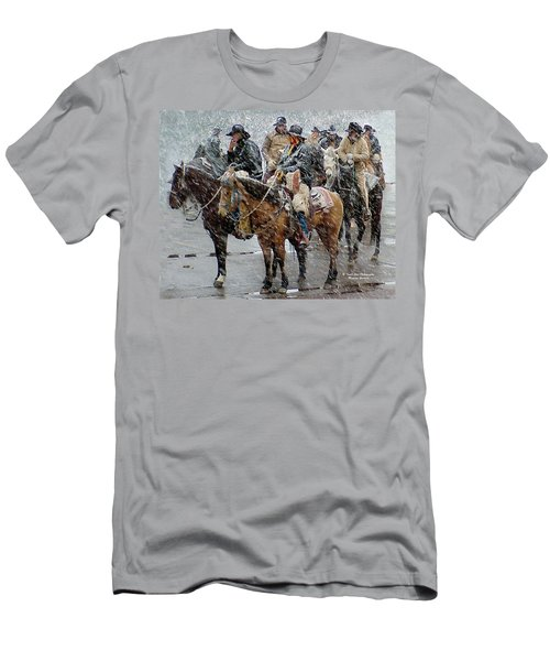 Hashknife Pony Express Men's T-Shirt (Athletic Fit)