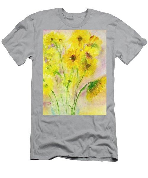 Hazy Summer Men's T-Shirt (Athletic Fit)
