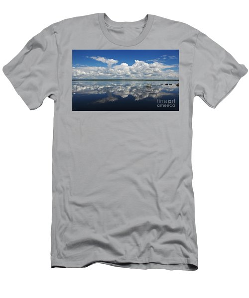 Heaven On Earth... Men's T-Shirt (Athletic Fit)