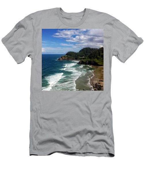 Heceta Head Men's T-Shirt (Athletic Fit)