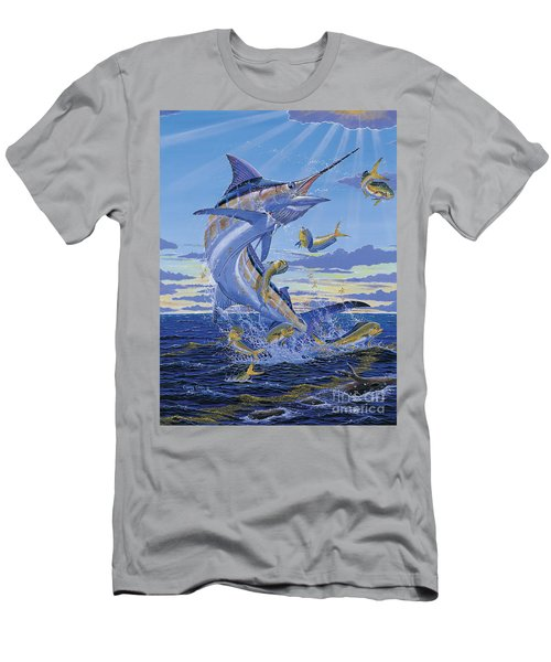 Her Majesty Off0028 Men's T-Shirt (Athletic Fit)