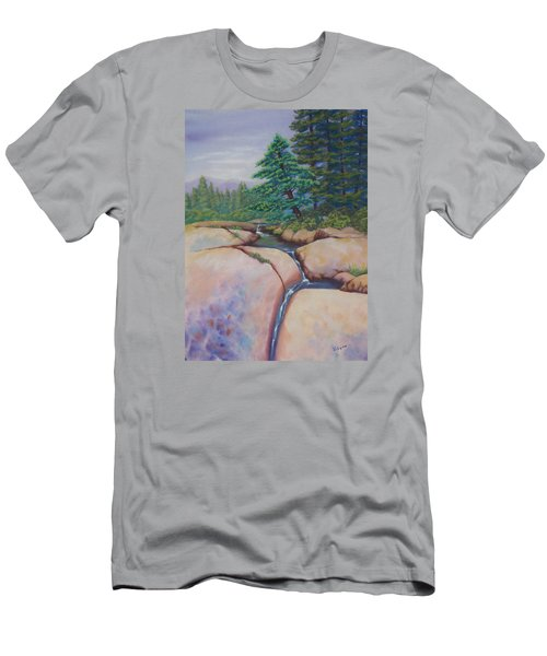 High Sierras Men's T-Shirt (Athletic Fit)