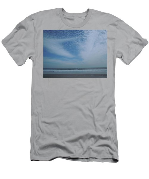 High Sky Men's T-Shirt (Slim Fit) by Ellen Meakin