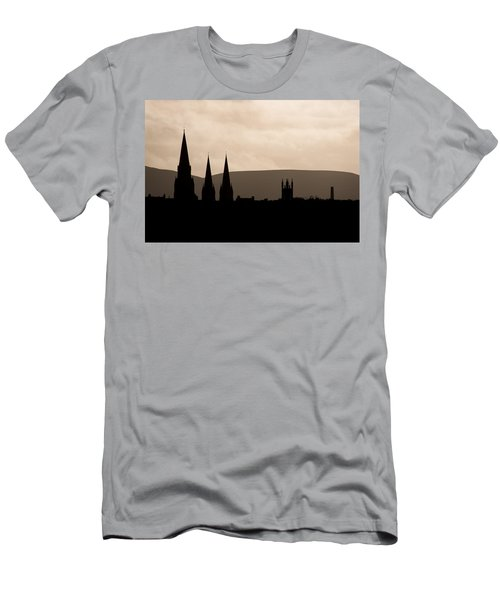 Hills And Spires Men's T-Shirt (Athletic Fit)