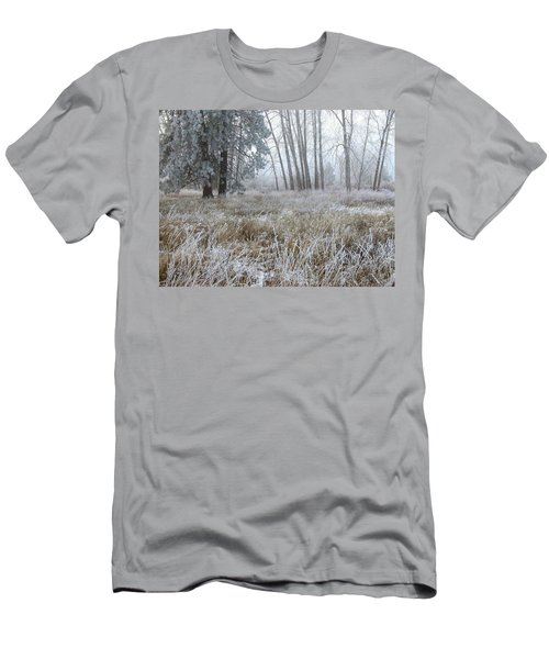 Hoarfrost 24 Men's T-Shirt (Athletic Fit)