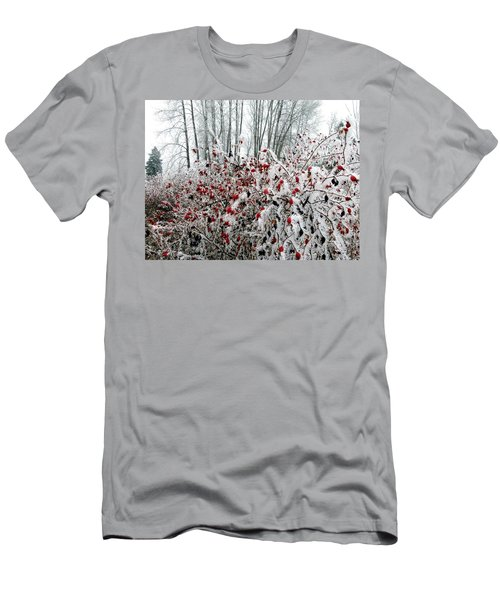 Hoarfrost 25 Men's T-Shirt (Athletic Fit)