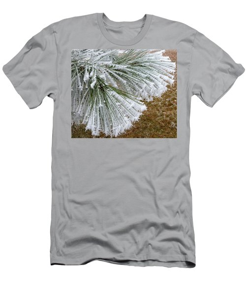 Hoarfrost 4 Men's T-Shirt (Athletic Fit)