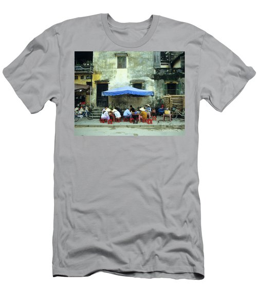 Hoi An Noodle Stall 02 Men's T-Shirt (Athletic Fit)