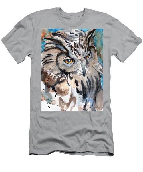 Hollis Mason Men's T-Shirt (Athletic Fit)
