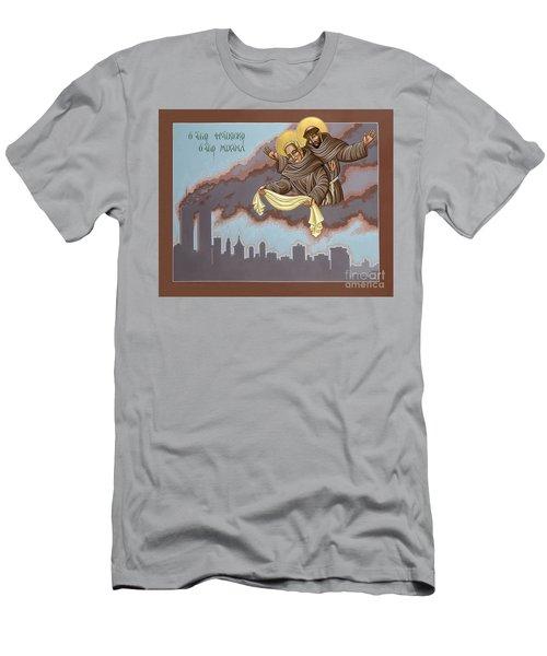 Holy Passion Bearer Mychal Judge 132 Men's T-Shirt (Athletic Fit)