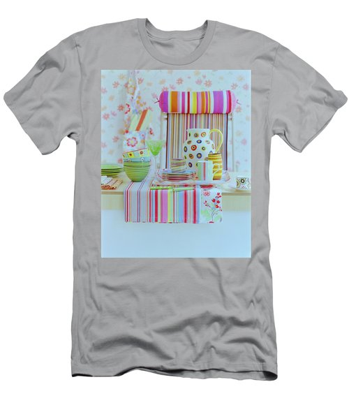 Home Accessories Men's T-Shirt (Athletic Fit)
