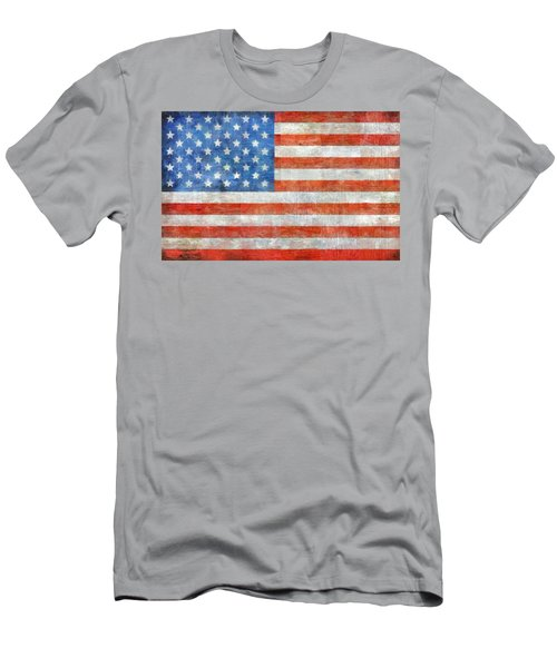 Homeland Men's T-Shirt (Athletic Fit)