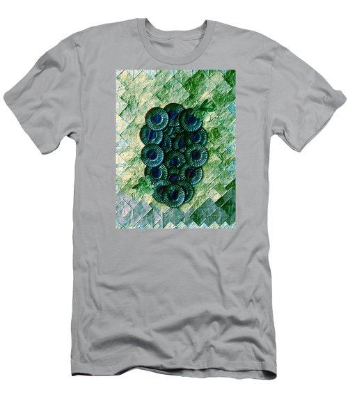 Men's T-Shirt (Slim Fit) featuring the digital art Honeybee 3 by Lorna Maza