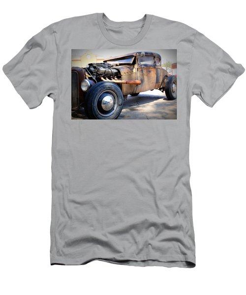 Hot Rod Men's T-Shirt (Slim Fit) by Lynn Sprowl