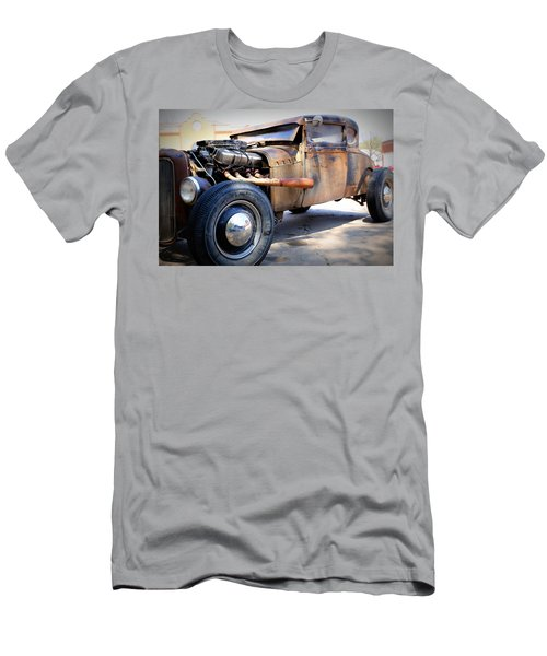 Hot Rod Men's T-Shirt (Athletic Fit)