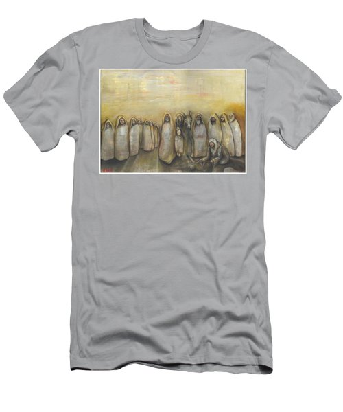 'humble Procession Of The King' Men's T-Shirt (Athletic Fit)