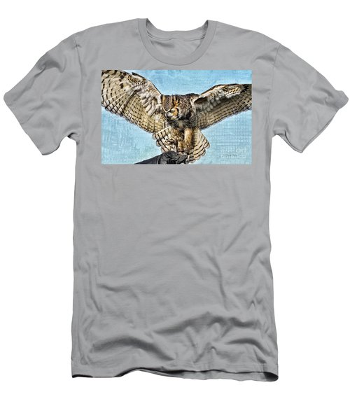 I Want To Fly Men's T-Shirt (Athletic Fit)