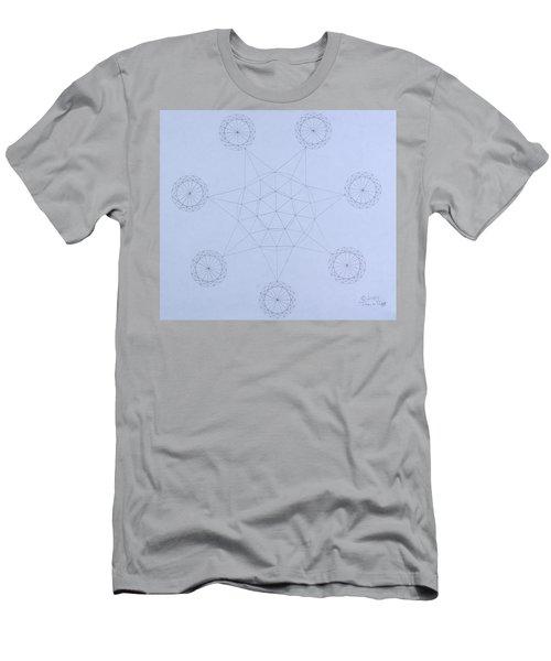 Impossible Parallels Men's T-Shirt (Athletic Fit)