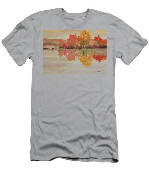 Impressions Of Fall Men's T-Shirt (Athletic Fit)
